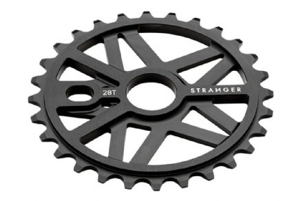 Stranger Strangergram Sprocket - Black 25 Tooth